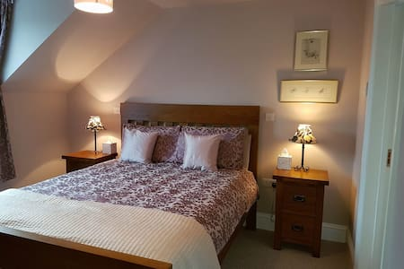Forge Cottage, Meadow View Room - Laugharne - Bed & Breakfast