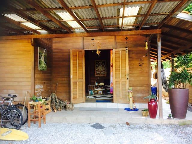 GreenHouse, simple organic house - Florianópolis - Dom