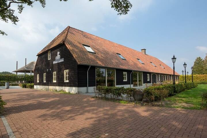 Het Voorhuys (14 rooms & 14 bathrooms)
