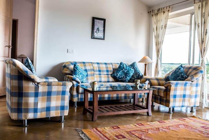 D7-2bedroom flat Serenity Varca Goa -Marigold - Salcetta - Lejlighed