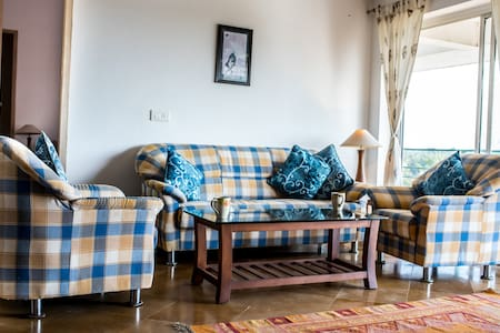 D7-2bedroom flat -Serenity Varca Goa - Appartement