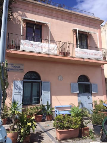 B&B FRAJMARI a Canneto, Lipari - Canneto - Bed & Breakfast
