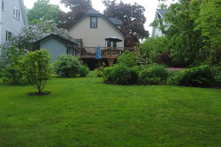 Full House by Point Pleasant Park - Halifax - House