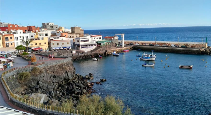 Big Apartment in South Tenerife, Canary Islands - Los Abrigos - Apartment