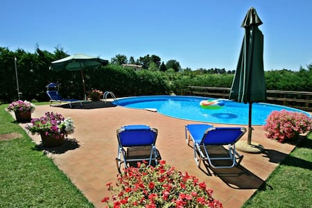 Relaxing holiday in the very heart of Tuscany - Colle di Val d'Elsa
