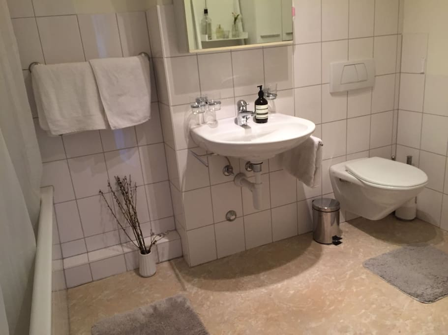 Badezimmer/ Bath room