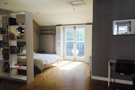 Gorgeous Studio Apartment in City Centre House - Newcastle upon Tyne - Σπίτι