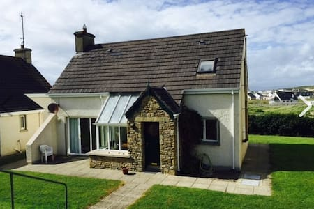 Cosy Cottage - Rossnowlagh Beach, Co. Donegal - Rossnowlagh
