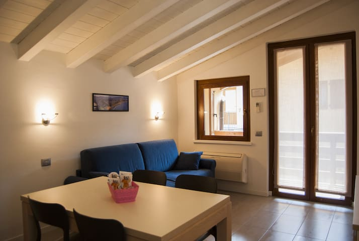Suite con SOPPALCO IN CRISTALLO - Scanzorosciate - Apartment