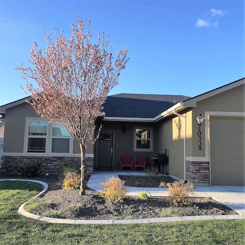 House at Castle Peak - Nampa - Casa