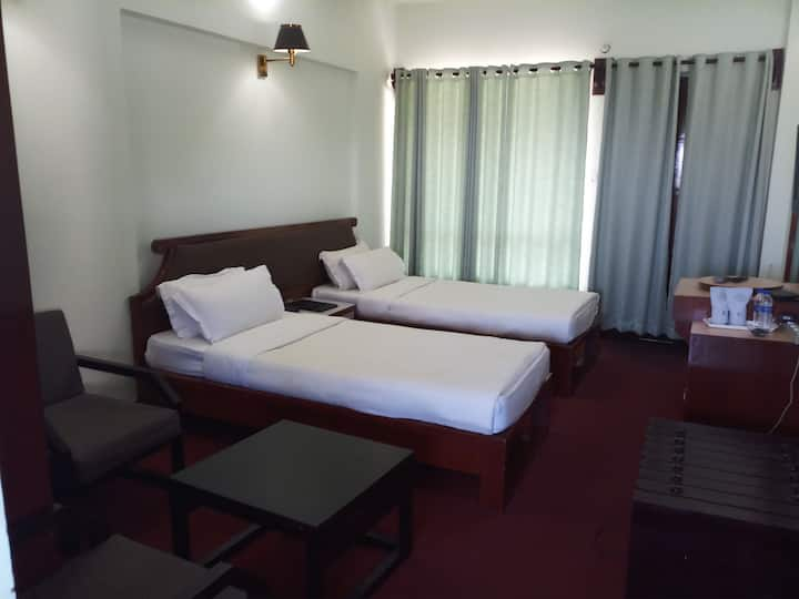 Hotel Japfu ,Centrally Located with parking space