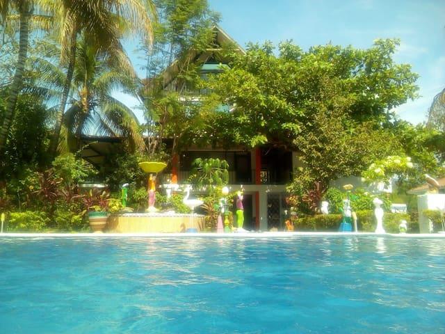 Hotel brisas tropicales represa de hidroprado