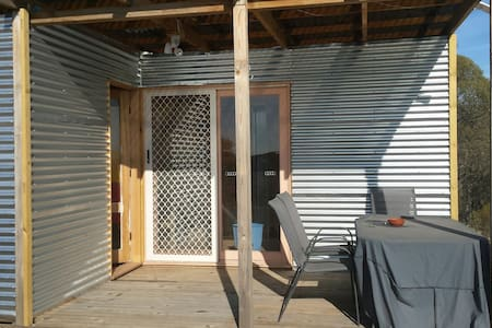 Bushland Retreat on 50 acres - Tooborac - Бунгало