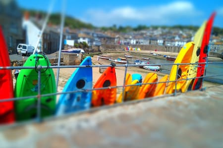 Mousehole Village Centre,  100 metres from sea - Mousehole - Talo