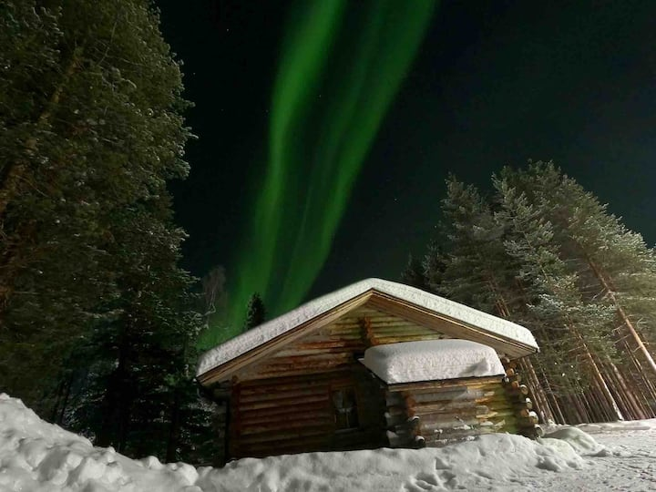 Ski-inn Lucky Piste, latu, rinteet, kauppa 20-500m
