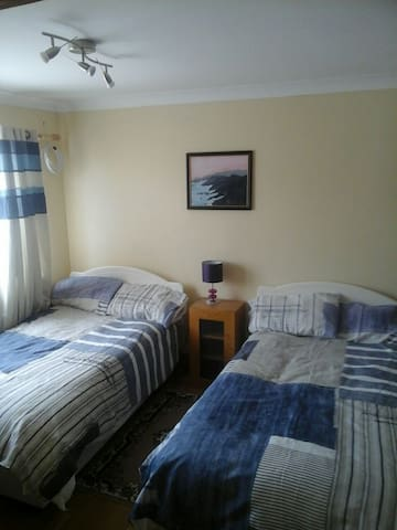 Bright & Spacious Double Room - Donaghmede - House