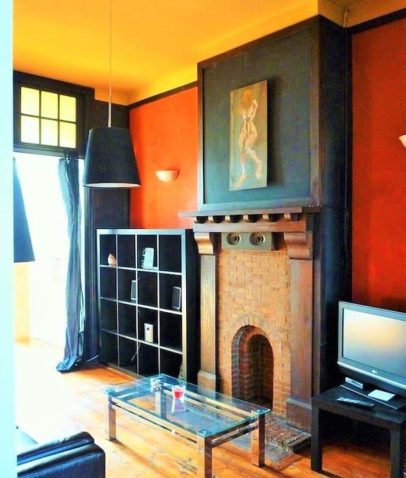 art nouveau grand appartement appartements louer lille nord pas de calais france. Black Bedroom Furniture Sets. Home Design Ideas