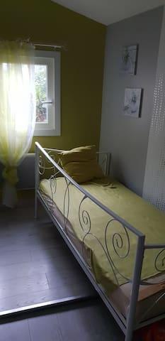 Chambre conviviale