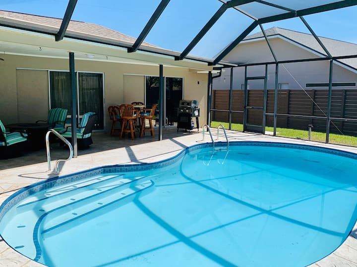 Escape to Cape 3/2 Pool Sleeps 6