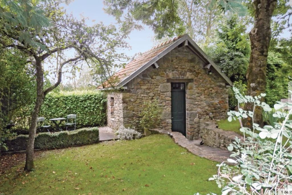Cottage normand - Houses for Rent in Champeaux, Normandie ...