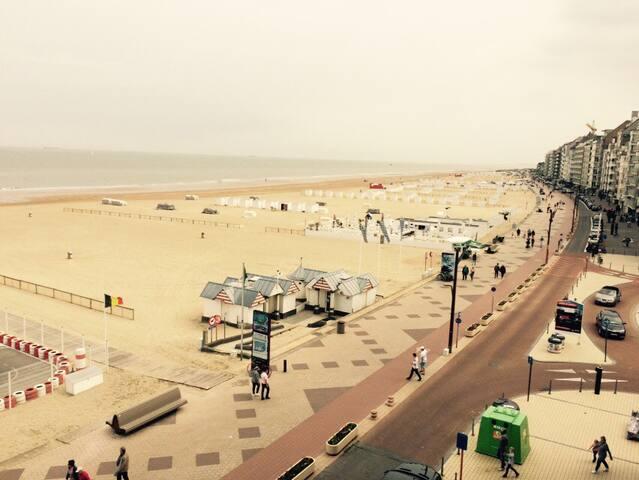 Appart vue sur Mer au coeur du Zoute - Knokke-Heist - Wohnung