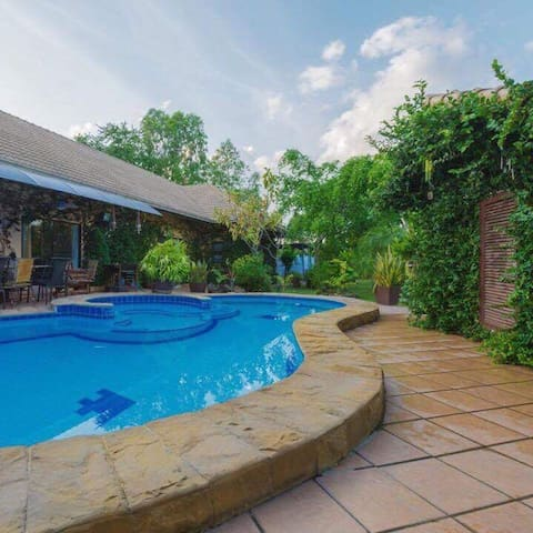 Poolvilla pattaya&huahin - เมืองพัทยา - Casa