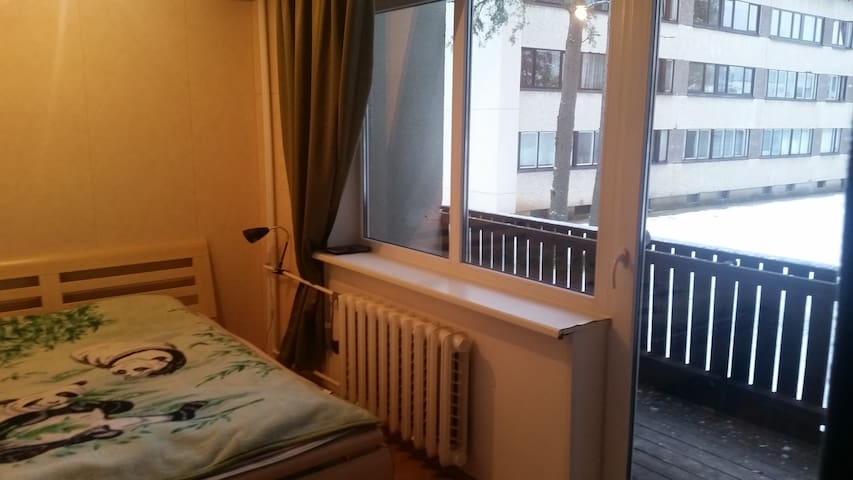 Cosy 1 bedroom apartment next to beautiful forest - Kuusalu - Lakás