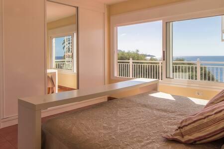 Top Coastal House with amazing Seaviews