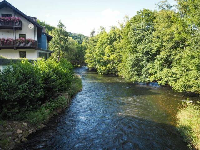 FeWo Rurrauschen, Tor zum Nationalpark Eifel
