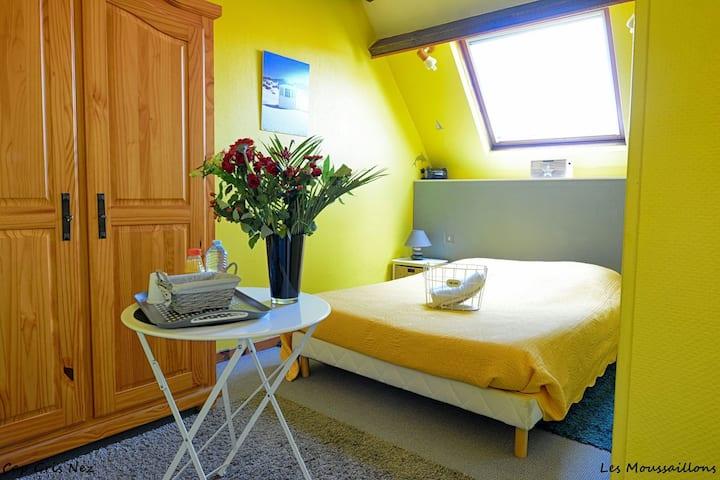 Chambre d'hôte Le Cap Gris Nez - Les Moussaillons