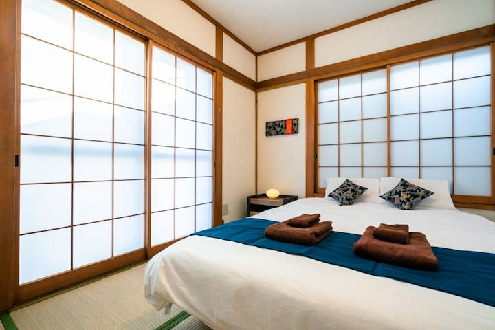 Nippori/Ueno One Train! Entire Japanese House Max8