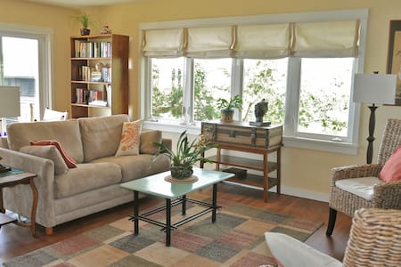 Takaki House Ocean View Suite - Port Townsend - House