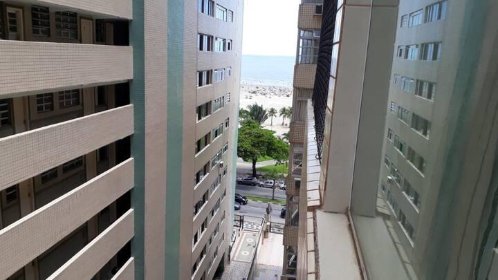 Melhor praia em Santos no Gonzaga