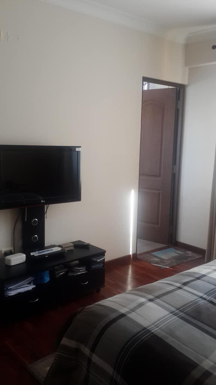 Appartamento arredatto finamente
