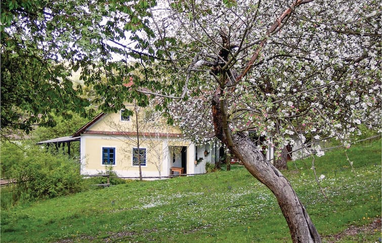 Holiday cottage with 1 room on 47 m²