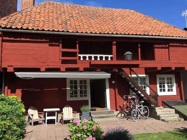 Cosy Central House - Kalmar - House