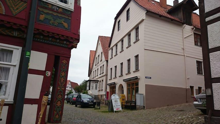Malerstädtchen Schwalenberg! - Schieder-Schwalenberg - Apartment