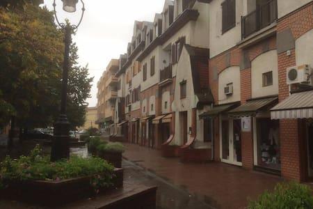 Páva Apartman III - Kiskunhalas - Wohnung