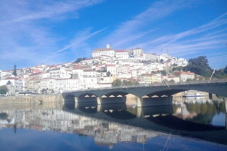 Bright&Cozy Room in friendly house - Coimbra - Huoneisto
