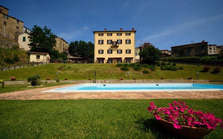 L'Apostolo - Bright studio in the heart of Maremma