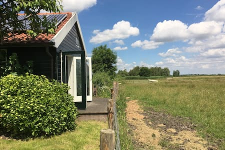 Country life nearby Amsterdam - Cabane