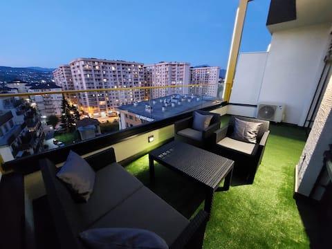 Luxury Penthouse Sarajevo