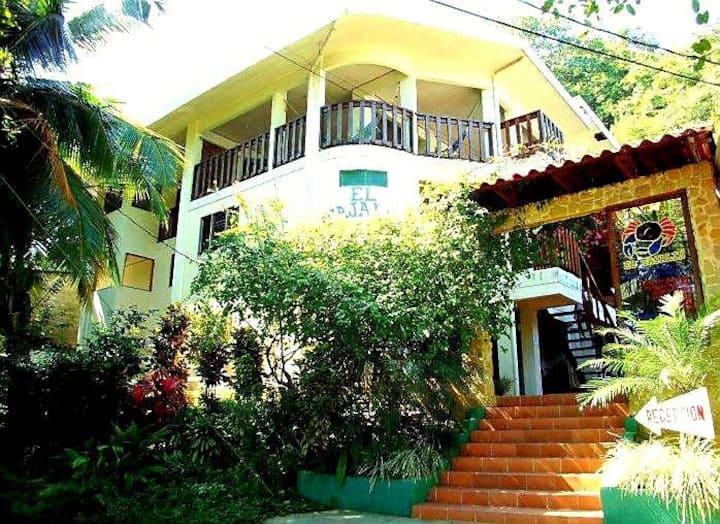 Hotel Tajalin Montezuma Costa Rica