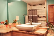 King Suite Master Bathroom