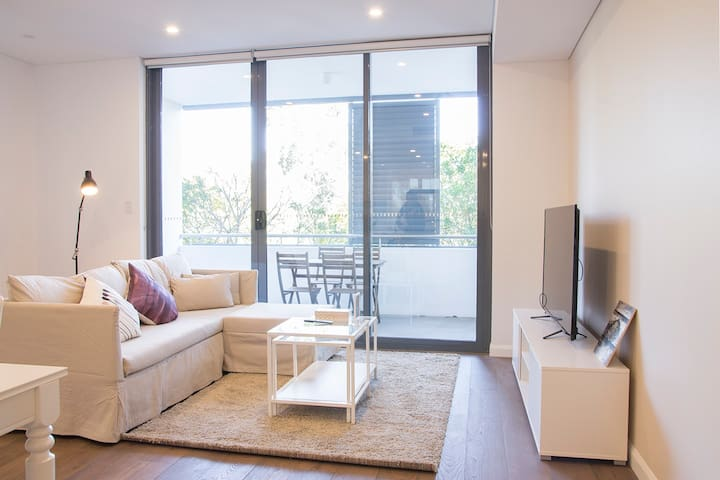 Brand new two bedroom apartment in Eastwood