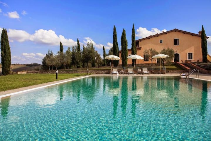 Villa i Nembi* - Montaione - Villa