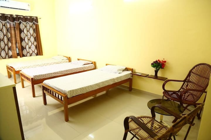 Perfect Private 3 beds