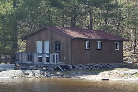 Woods Bay Lodge Water Front 3 Bedroom Cabin