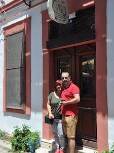 Cozy Stone House in Cunda - Ayvalık - Bed & Breakfast