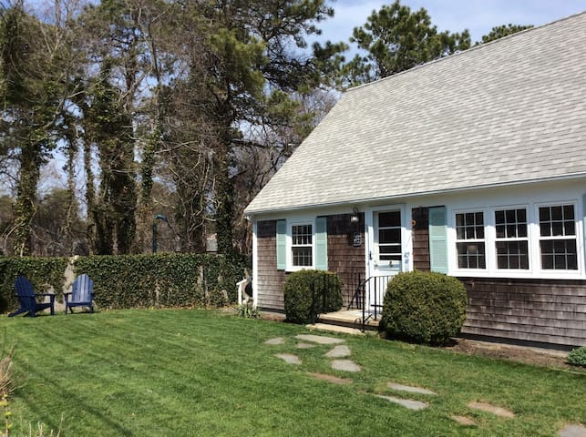 Cape Cod Dream Vacation with a 3 Min Walk to Beach - Dennis - Σπίτι